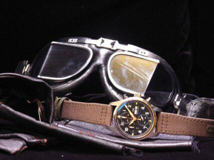 IWC2019年新作モデル「パイロット・ウォッチ・クロノグラフ ・スピットファイア」