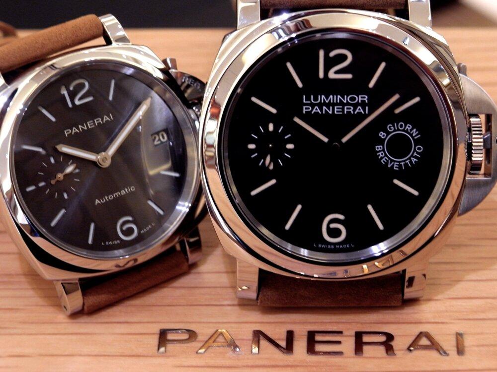 パートナーと揃えるパネライルミノール(PAM00590、PAM00755)-PANERAI -R1173630