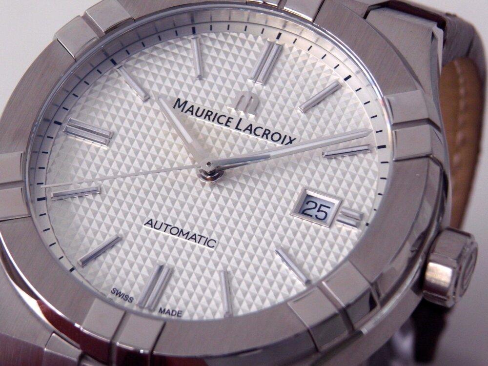 モーリスラクロアの人気コレクション「アイコンオートマティック」-MAURICE LACROIX -R1173708