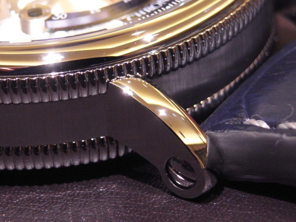 クロノスイス創業36年の歴史の中で初の組み合わせ「フライング・レギュレーター オープンギア レ・セック」-CHRONOSWISS -R1173970