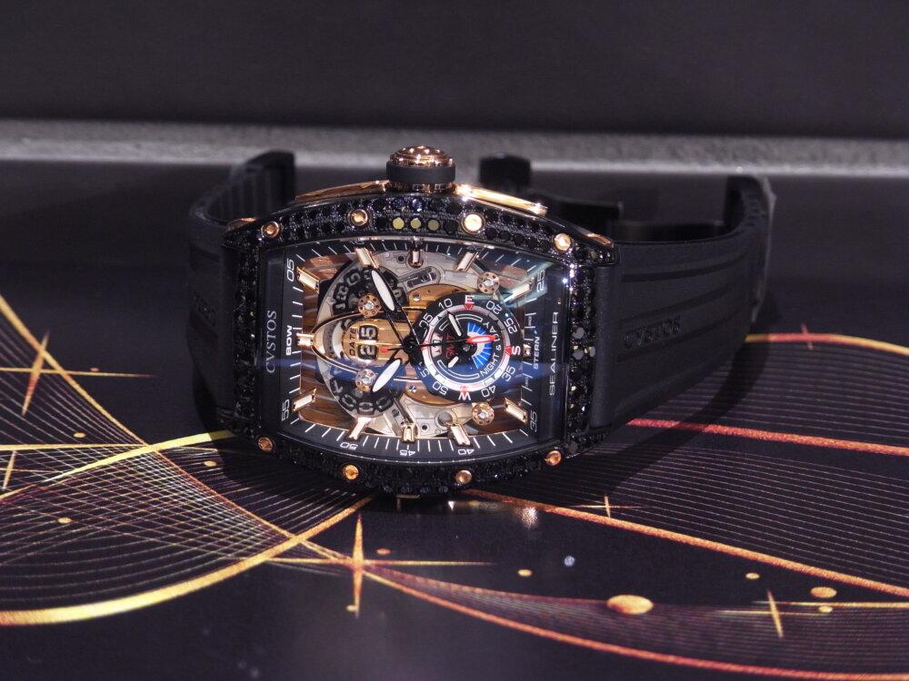 【クストス】 チャレンジ シーライナー GMT oomiyaスペシャルモデル-CVSTOS -R1174138