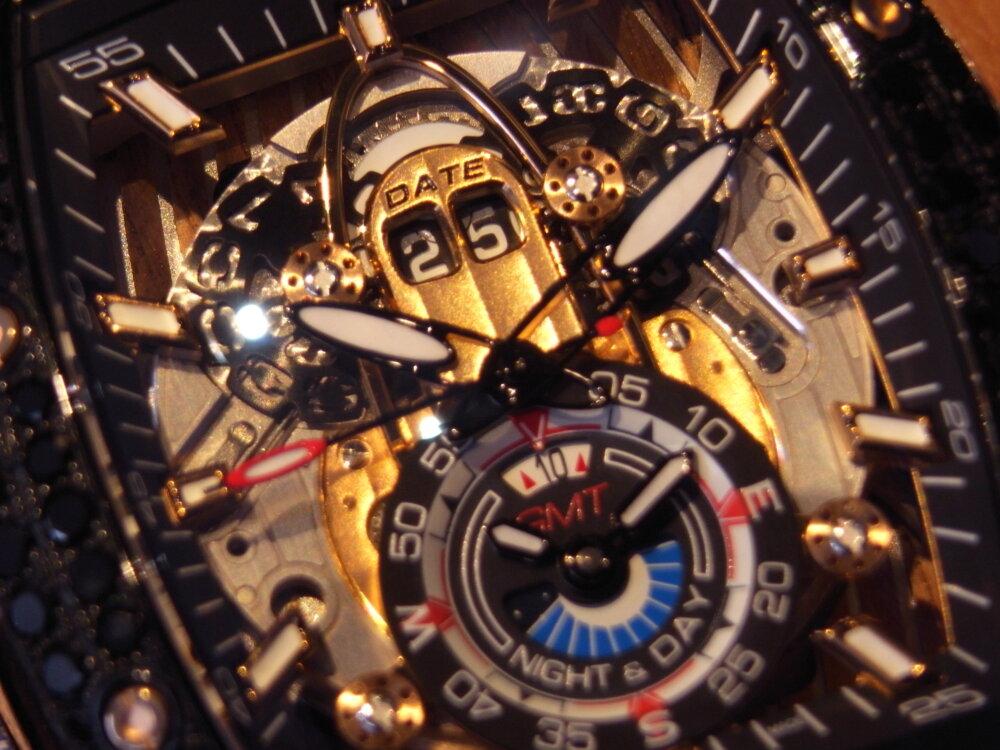 【クストス】 チャレンジ シーライナー GMT oomiyaスペシャルモデル-CVSTOS -R1174148