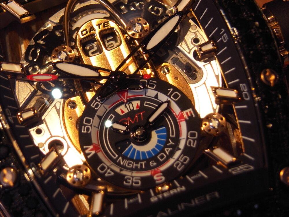 【クストス】 チャレンジ シーライナー GMT oomiyaスペシャルモデル-CVSTOS -R1174149