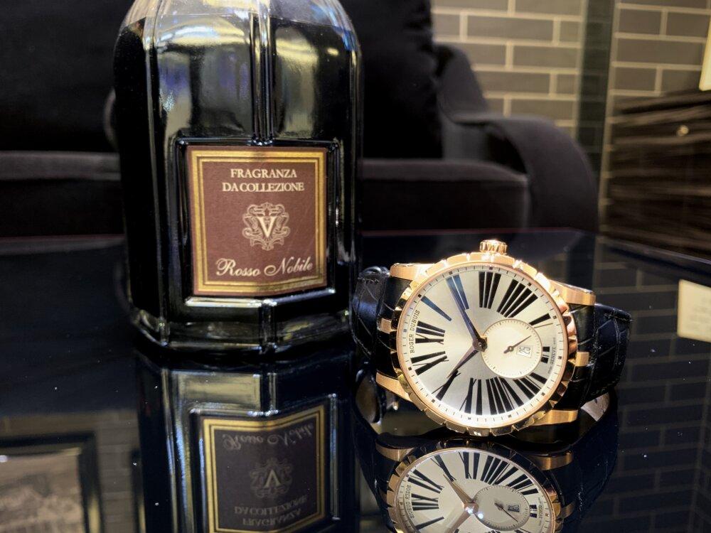 ラグジュアリーな腕時計ならエクスカリバー42で間違いない!!~ロジェ・デュブイ~
