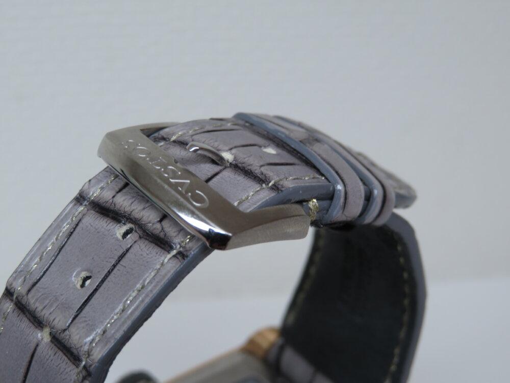 CVSTOS(クストス)高級感のゴールドと上品なグレー、ダンディな高級機械式時計!チャレンジ ジェットライナーⅡ P-S オートマティック!!-CVSTOS -IMG_2267
