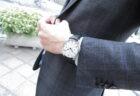 薄型モデルのルミノール・ドゥエも素晴らしい♪ルミノール・ドゥエ GMT パワーリザーブ PAM00964~パネライ~