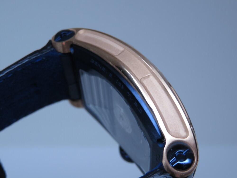 ウィンターフェア開催中!CVSTOS(クストス)爽やかなブルーと上品さのゴールドを併せ持つ高級機械式時計!!「チャレンジ ジェットライナーⅡ P-S オートマティック」!-CVSTOS -IMG_2759