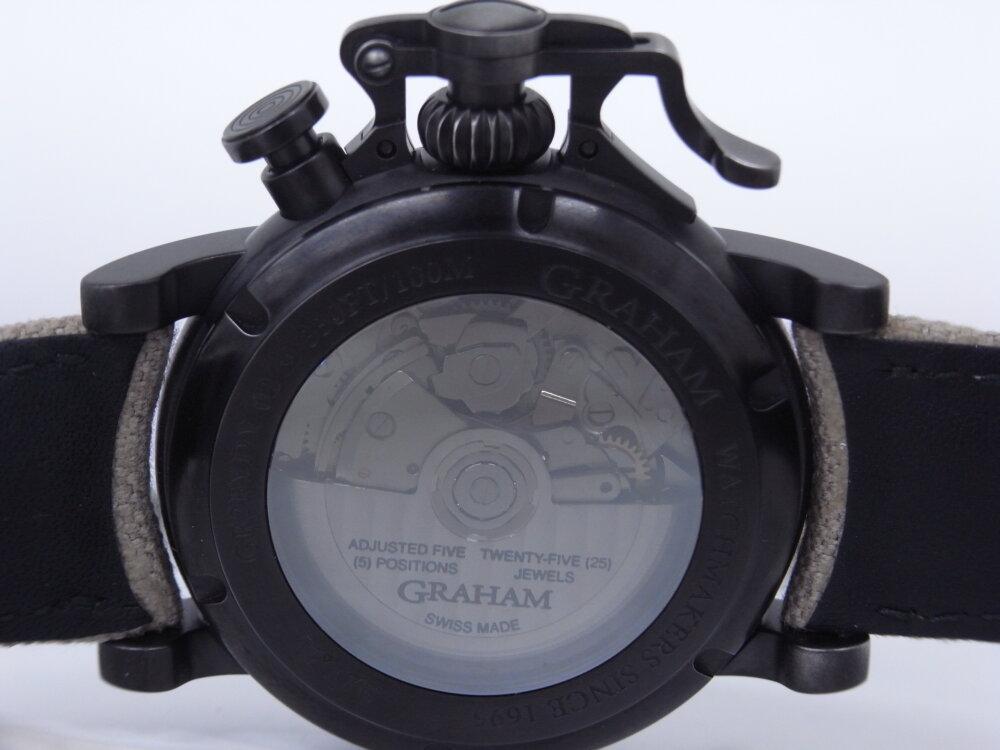 「クロノグラフの父」ジョージ・グラハムを讃えるウォッチコレクション 〜GRAHAM(グラハム)〜-GRAHAM -R1174242