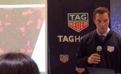 タグ・ホイヤー カレラ キャリバー ホイヤー02T スペシャルナイトを開催しました!