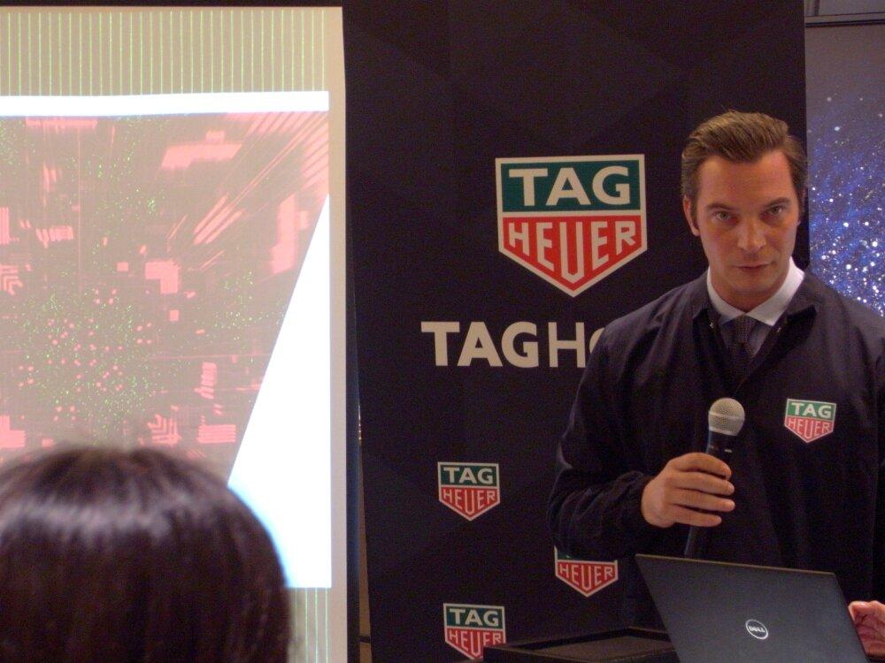 タグ・ホイヤー カレラ キャリバー ホイヤー02T スペシャルナイトを開催しました!-TAG Heuer その他 -R1174332
