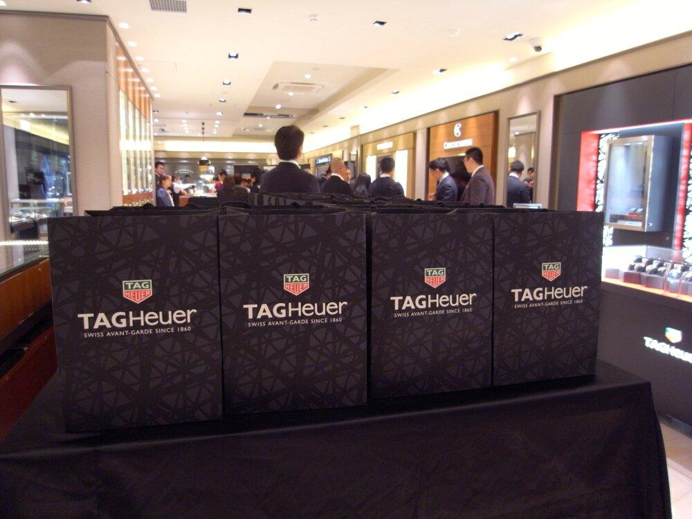タグ・ホイヤー カレラ キャリバー ホイヤー02T スペシャルナイトを開催しました!-TAG Heuer その他 -R1174348