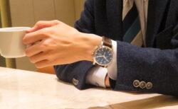 """ウィンターフェア開催中!青い文字盤がキレイな機械式時計!!パイロット・ウォッチ・クロノグラフ""""プティ・プランス""""!!"""