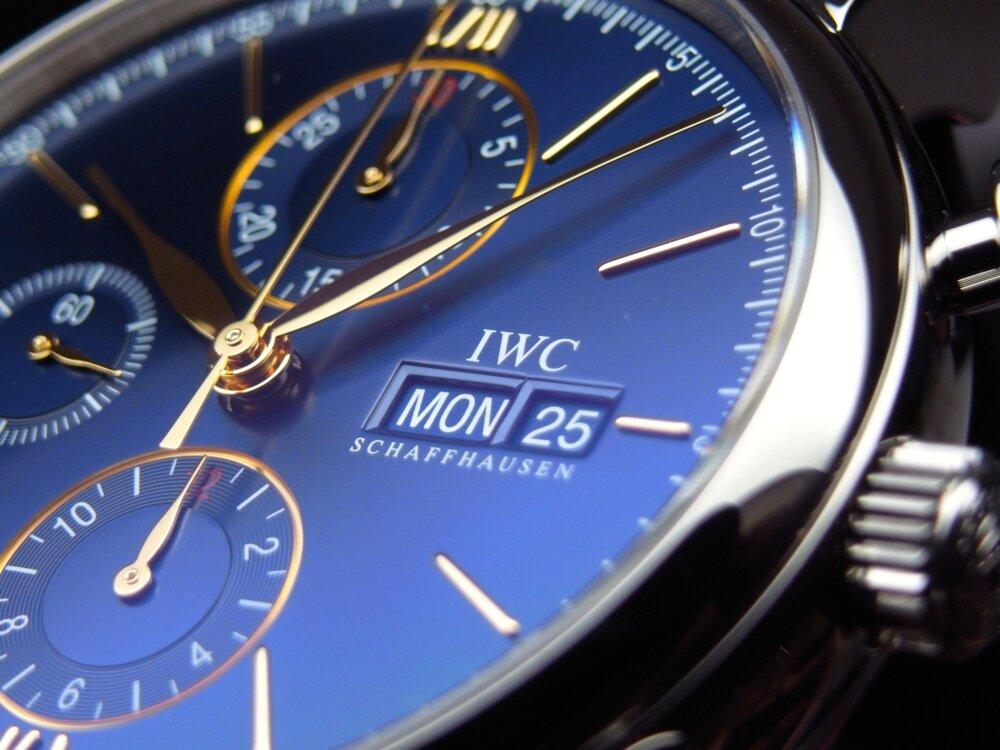 今なら IWC の 2019年新作モデル がお見比べできます!-IWC -R1172320