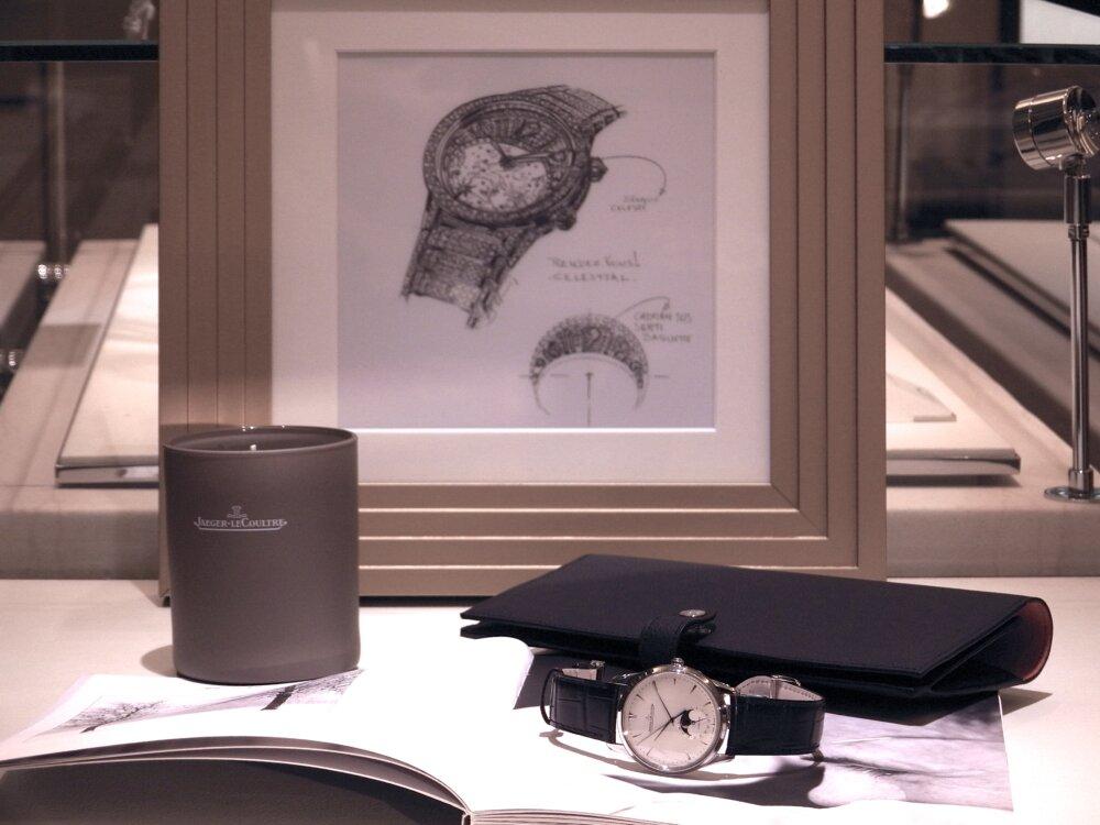 クラシカルな装いにジャガールクルト「マスター・ウルトラスリム・ムーン」-Jaeger-LeCoultre -R1174726