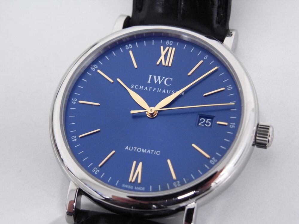 今なら IWC の 2019年新作モデル がお見比べできます!-IWC -R1174853
