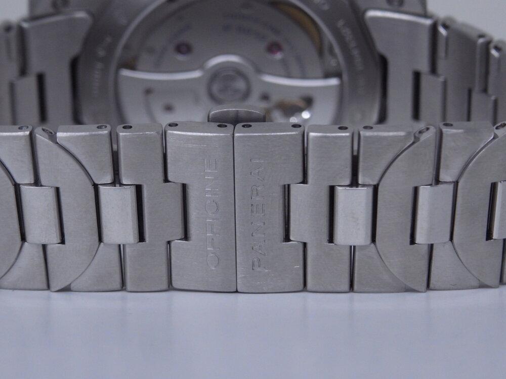 新しいシルバー文字盤を採用した2つの PANERAI (パネライ)「ルミノール マリーナ」PAM00978、PAM00977-PANERAI -R1174957