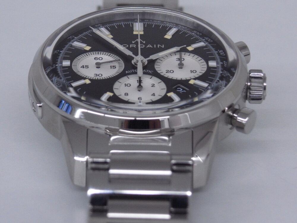 ストップウォッチ付きの時計、CHRONOGRAPH(クロノグラフ)の魅力。-NORQAIN その他 -R1175027