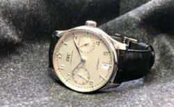 紳士の魅力を引き出す腕時計、IWC「ポルトギーゼ・オートマティック」をご紹介。