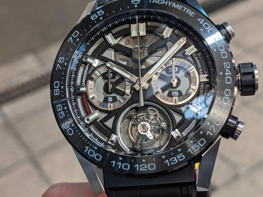 高級時計のシンボル…手の届かない存在ではない!?-TAG Heuer -IMG_20191224_183309