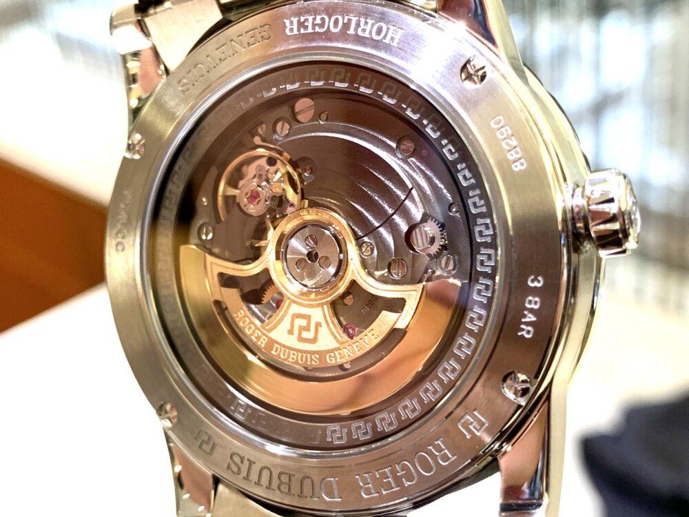 男心をくすぐる魅力的なエクスカリバー42オートマティック~ロジェ・デュブイ~-ROGER DUBUIS -IMG_3218