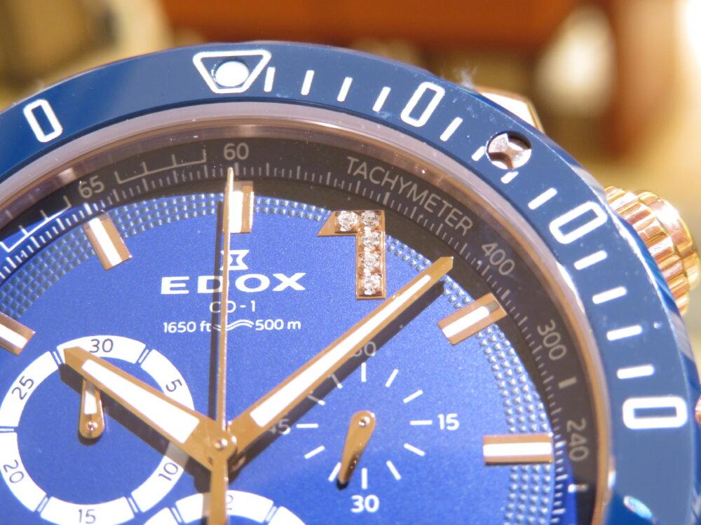 限定135本、パワーボートレスの世界観を巧みに表現、EDOXクロノオフショア1クロノグラフリミテッドエディション-EDOX その他 -IMG_8921-2