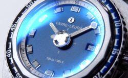 ファーブル・ルーバの人気モデル「レイダー ディープブルー 41」