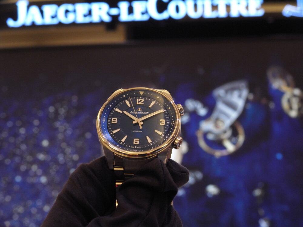 """""""時間に追われるのでなく、時間を自ら管理したい"""" ビジネスマンにお薦め!ジャガールクルト-Jaeger-LeCoultre -R1175216"""