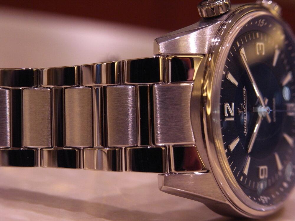 """""""時間に追われるのでなく、時間を自ら管理したい"""" ビジネスマンにお薦め!ジャガールクルト-Jaeger-LeCoultre -R1175223"""
