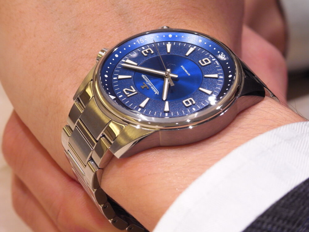"""""""時間に追われるのでなく、時間を自ら管理したい"""" ビジネスマンにお薦め!ジャガールクルト-Jaeger-LeCoultre -R1175232"""