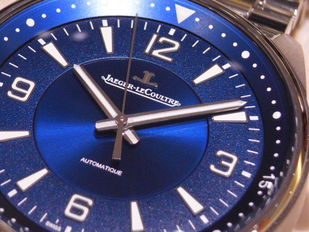 """""""時間に追われるのでなく、時間を自ら管理したい"""" ビジネスマンにお薦め!ジャガールクルト-Jaeger-LeCoultre -R1175239"""