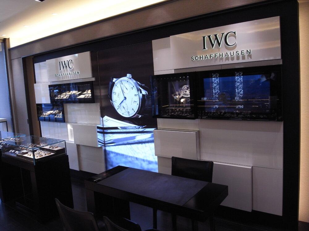 上品で美しいレッドゴールドケースを採用した IWC 「インヂュニア・クロノグラフ」-IWC -R1175540