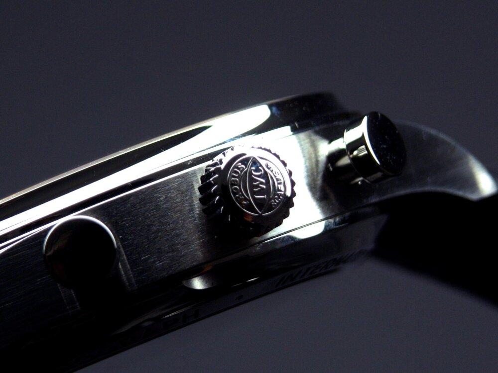 シンプルで風格のある佇まい「ポルトギーゼ・クロノグラフ・クラシック」IWC-IWC -R1175696