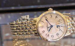 女性に着けてもらいたい、機械式時計 ジャガールクルト 「ランデヴー ナイト&デイ」