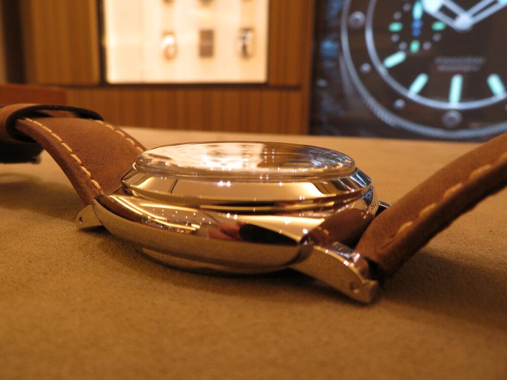 ファッションの必需品として高級時計パネライはいかがでしょうか?ルミノールマリーナ47mm-PANERAI -IMG_9659