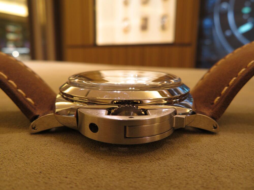 ファッションの必需品として高級時計パネライはいかがでしょうか?ルミノールマリーナ47mm-PANERAI -IMG_9661