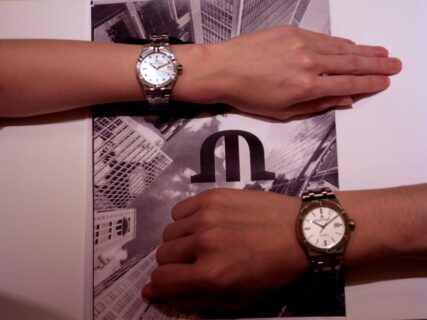 愛する人と同じ時を刻みたい 2つの「アイコン・オートマティック」〜 モーリス・ラクロア 〜