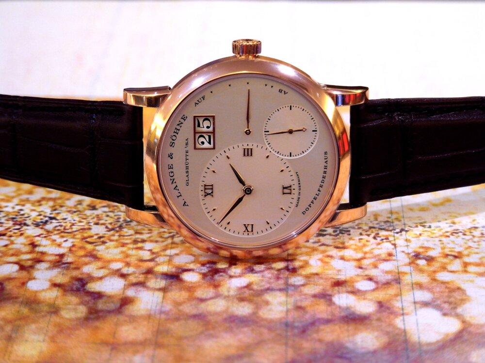 A.ランゲ&ゾーネの名作モデル「ランゲ1」の魅力-A.LANGE&SÖHNE -R1176099