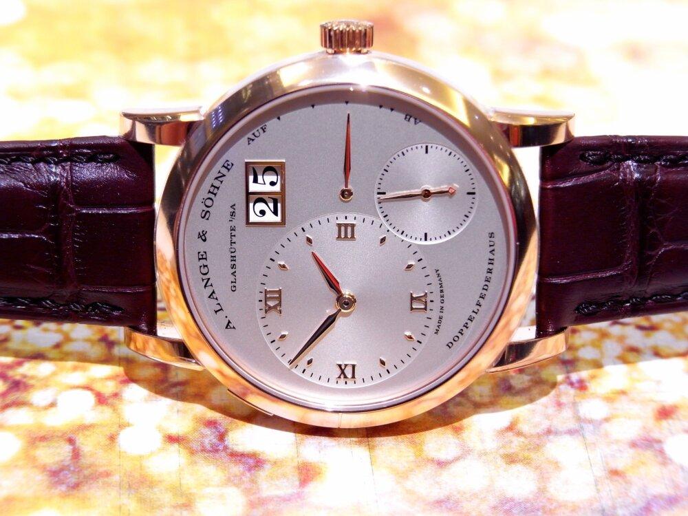 A.ランゲ&ゾーネの名作モデル「ランゲ1」の魅力-A.LANGE&SÖHNE -R1176100