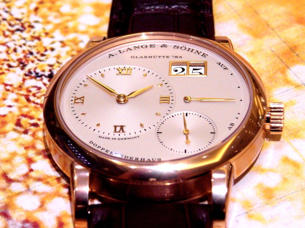A.ランゲ&ゾーネの名作モデル「ランゲ1」の魅力-A.LANGE&SÖHNE -R1176105