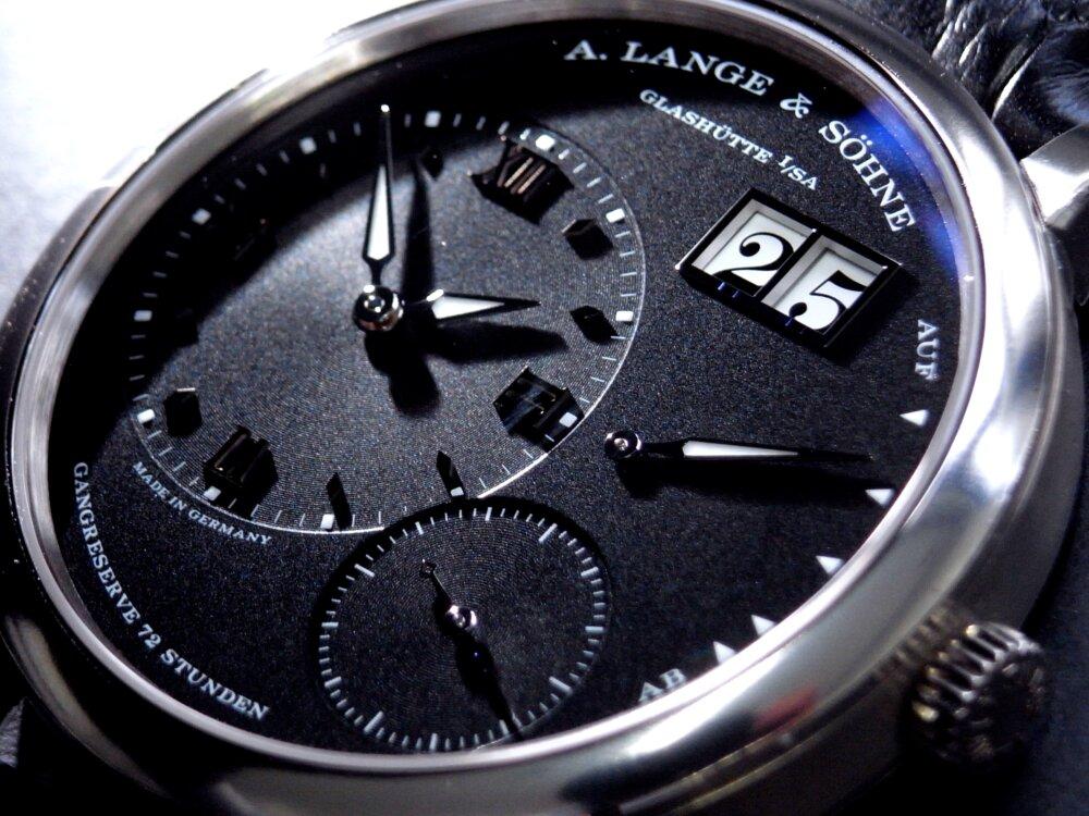 """A.ランゲ&ゾーネ """"一つのモデルに一つのムーブメント"""" の哲学をもとに開発されたモデル「グランド・ランゲ1 LS1173AD」-A.LANGE&SÖHNE -R1176403"""