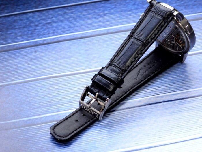 A.ランゲ&ゾーネ 精悍な黒のダイヤルが独自性を放つ「グランド・ランゲ1」-A.LANGE&SÖHNE -R1176412-700x525