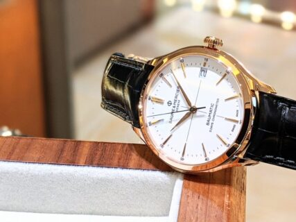 金無垢時計が90万円アンダーで手に入る!!