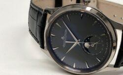 静謐な雰囲気纏う腕時計、ジャガー・ルクルトから「マスター・ウルトラスリム・ムーン」をご紹介。