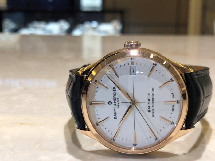 優れた腕時計を、優れたコストパフォーマンスで。ボーム&メルシエから「クリフトン ボーマティック」をご紹介。-BAUME&MERCIER -4-700x525