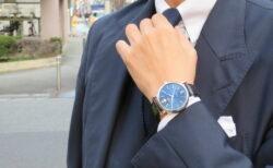 きれいなブルー文字盤に新しい自動巻きで月齢カレンダーを搭載したモデル!!IWC ポートフィノ・オートマティック・ムーンフェイズ!!