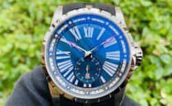 男が惚れる時計!エクスカリバー45オートマティック~ロジェ・デュブイ~