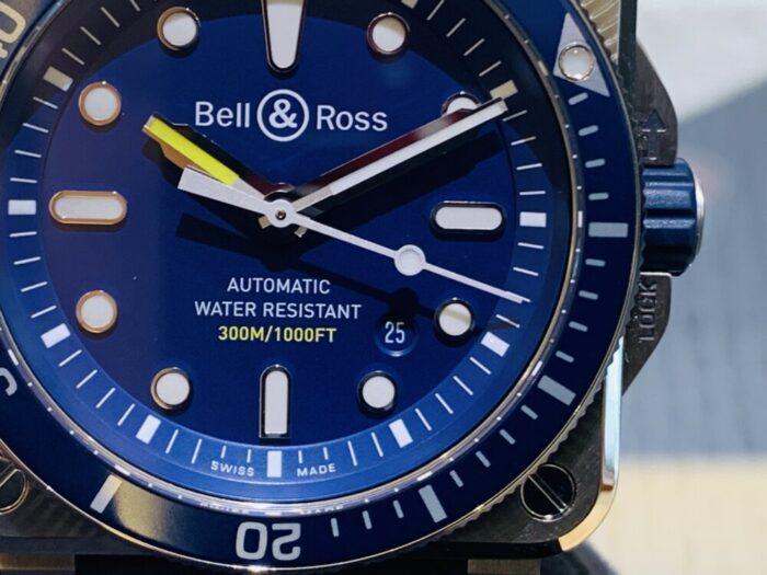 海でも街中でも大活躍!!BR 03-92 DIVER BLUE~ベル&ロス~-Bell&Ross -IMG_3950-700x525