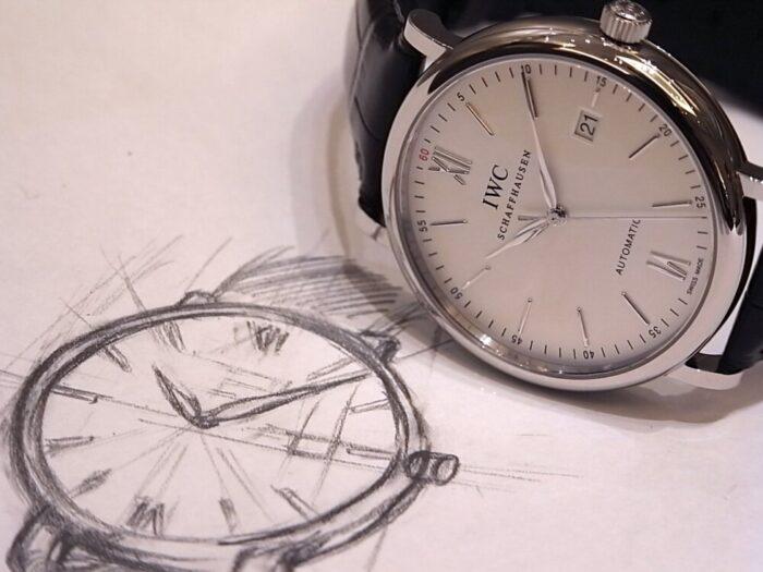 IWC 純粋な極上の美しさを湛える時計 ポートフィノ・オートマティック-IWC -R1164371-700x525