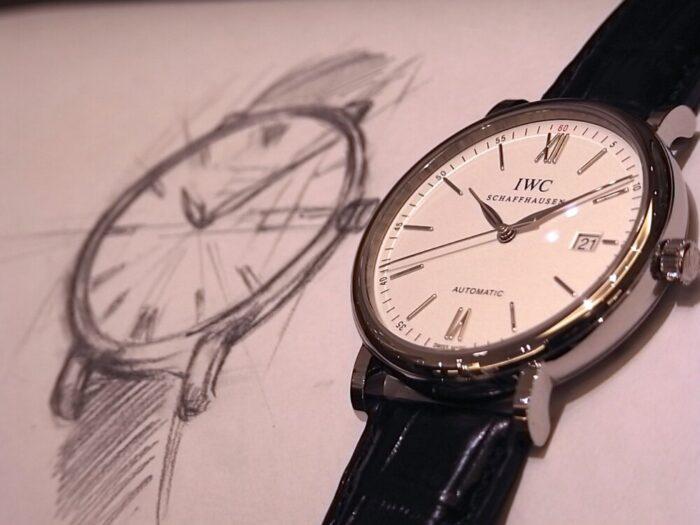 IWC 純粋な極上の美しさを湛える時計 ポートフィノ・オートマティック-IWC -R1164375-700x525