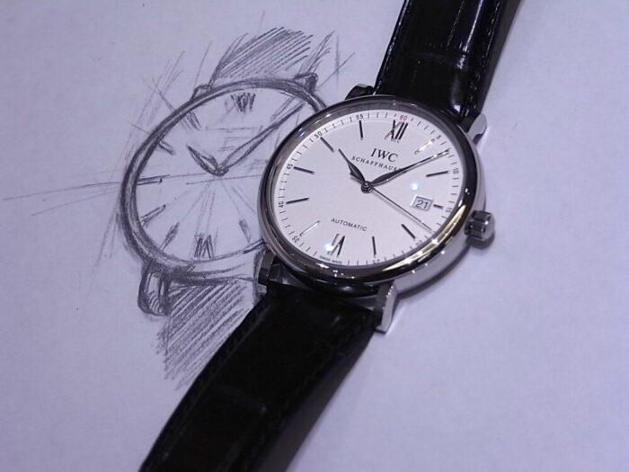 IWC 純粋な極上の美しさを湛える時計 ポートフィノ・オートマティック-IWC -R1164383-700x525